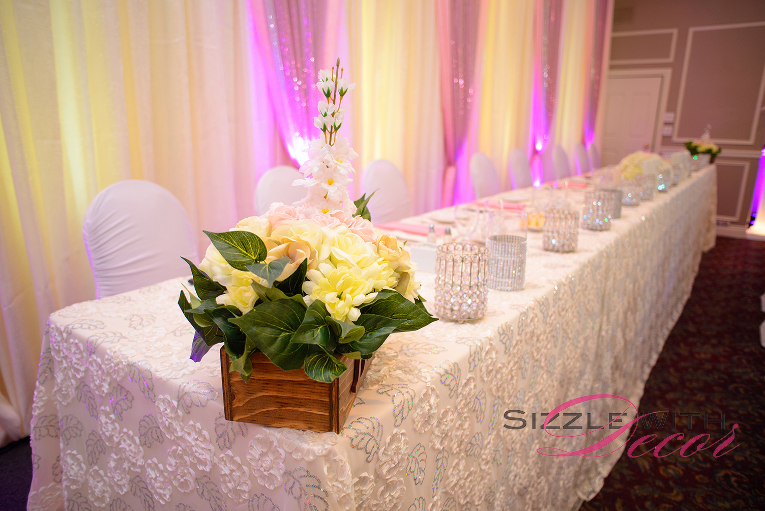Ottawa mess hall wedding