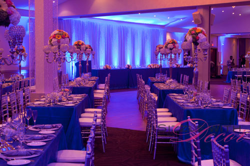 event planning and wedding decor